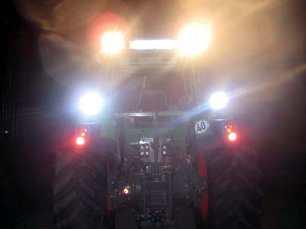 Favorit 714 Vario mit LED Foto 5