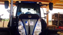 New Holland T270